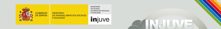 Banner del Instituto de la Juventud de España (INJUVE)