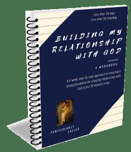 Relationship with God ecourse workbook