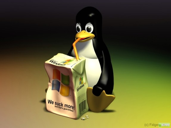 Linux-Vs-Windows