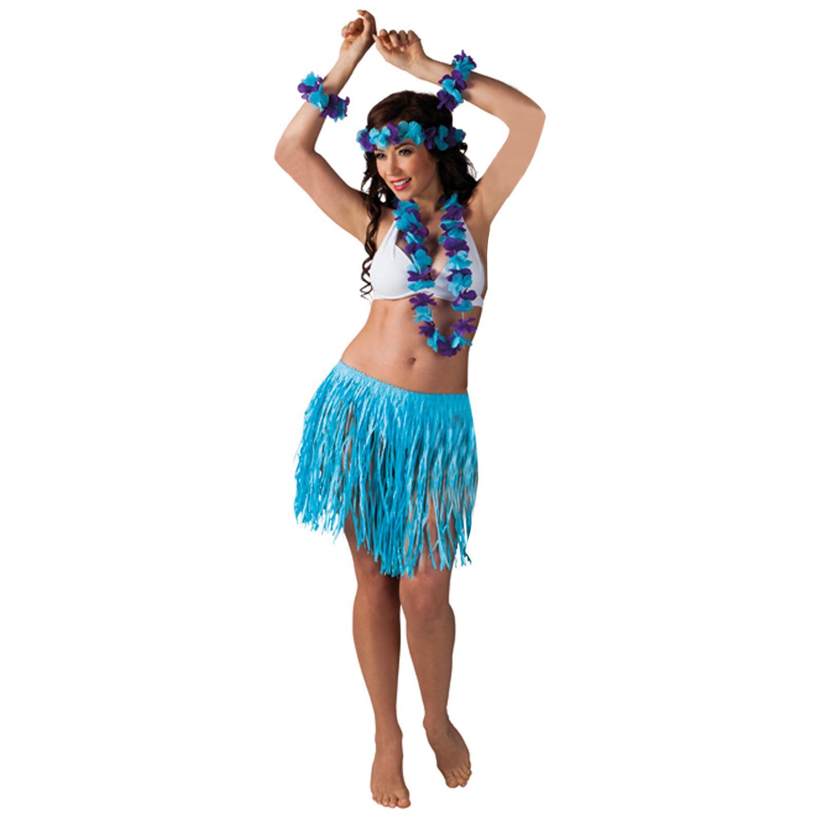 Hawaiian Costumes For Men Women Kids