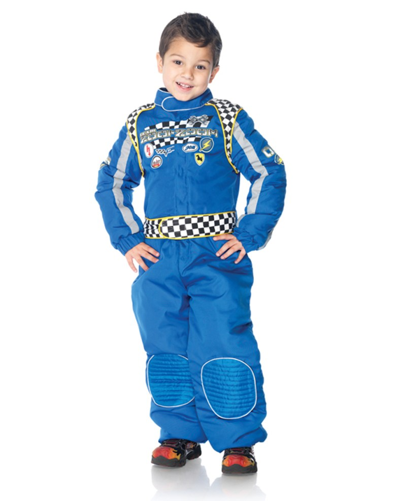 Race Car Driver Costumes (for Men, Women, Kids) | Parties Costume