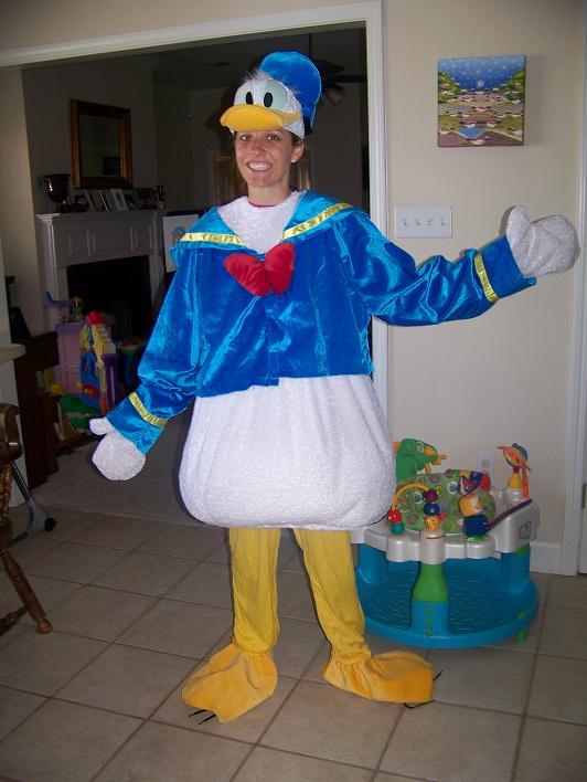 Donald Duck Costumes For Men Women Kids Parties Costume