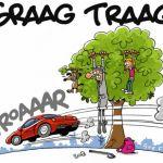 Hardrijden in de Middelburgsestraat