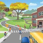 Veilig oversteken voor scholieren