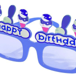 Parti gözlükleri temalı partilerin