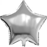 Yıldız Folyo Balon Gümüş Renk