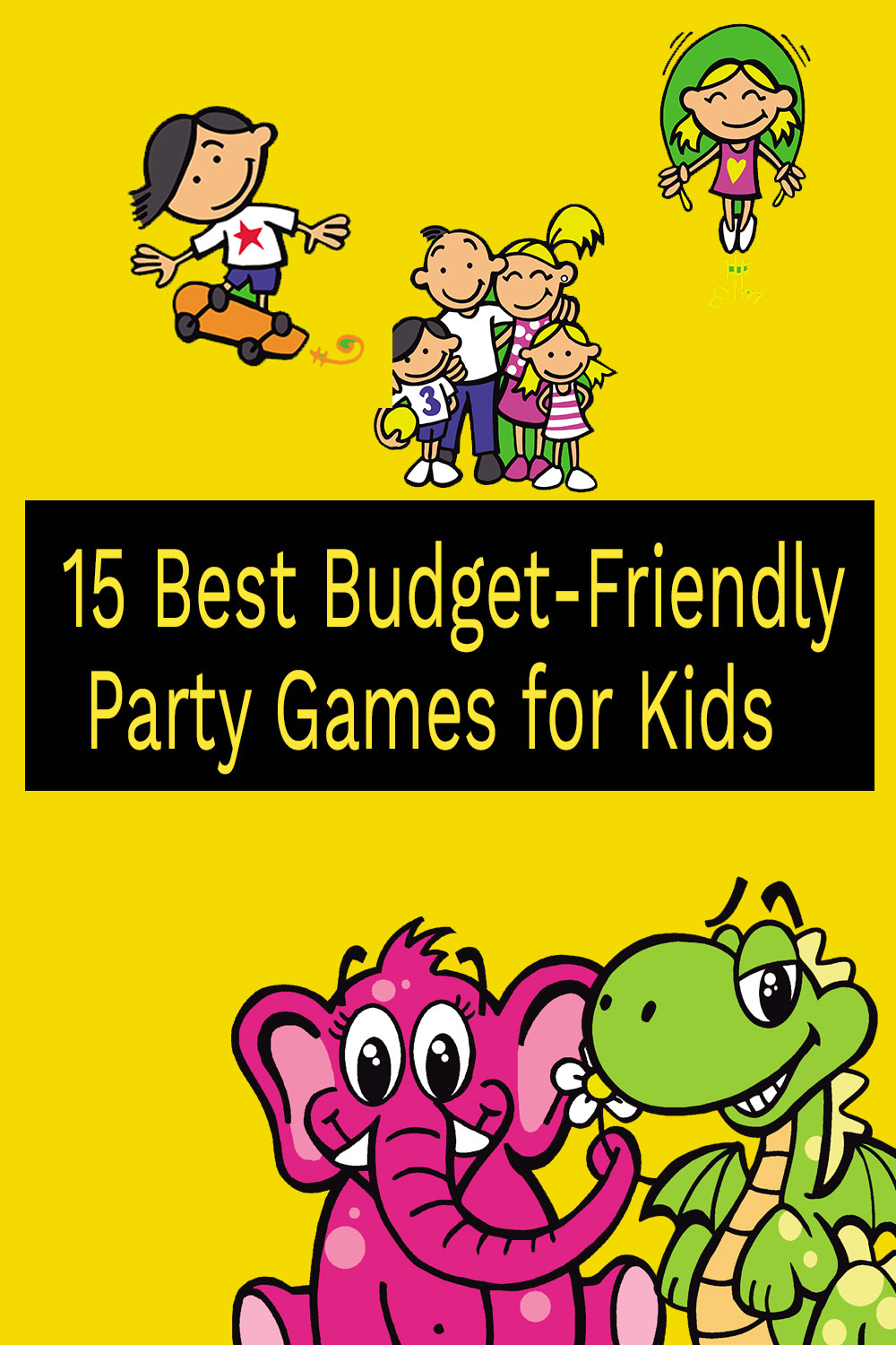 15 Best Budget-Friendly Party Games for Kids