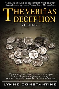 The Veritas Deception by Lynne Constantine