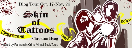 Skin of Tattoos by Christina Hoag Tour Banner