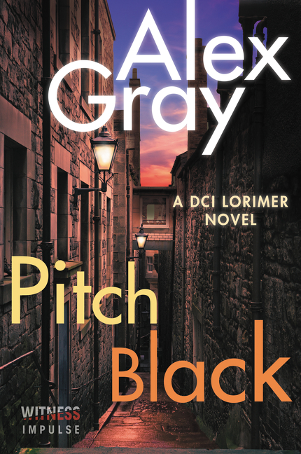 Pitch Black by Alex Gray