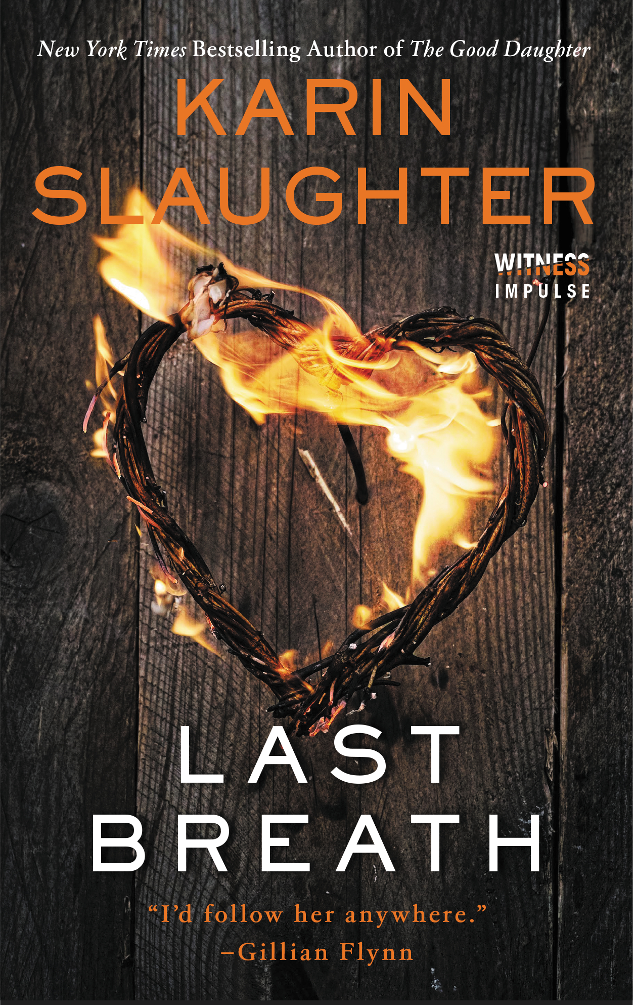Last Breath by Karin Slaughter