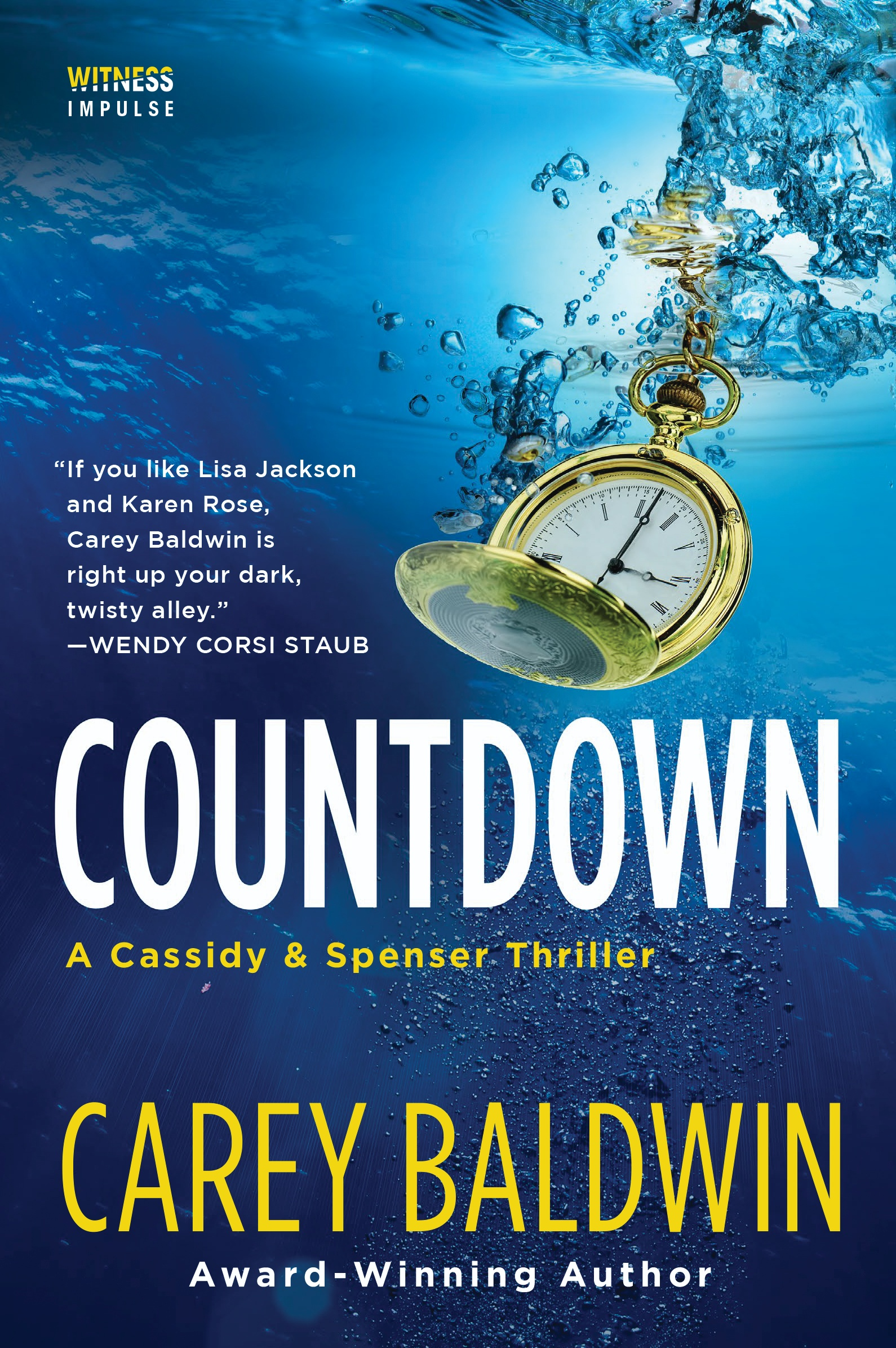 Countdown by Carey Baldwin
