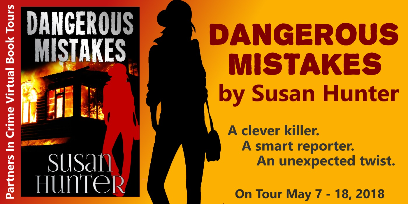 Dangerous Mistakes Tour Banner