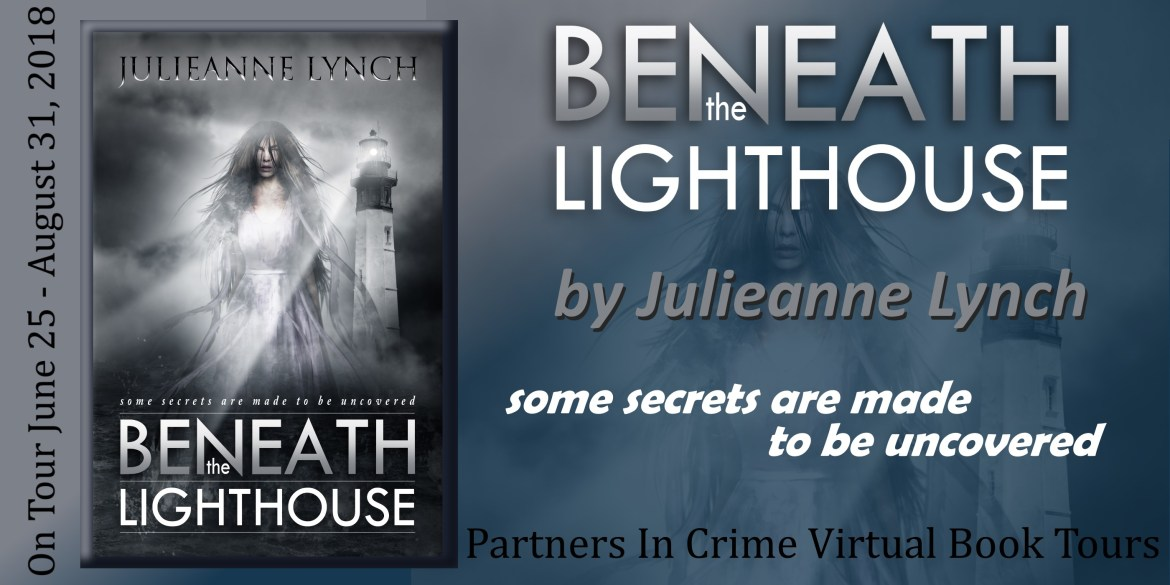 Beneath the Lighthouse by Julieanne Lynch banner
