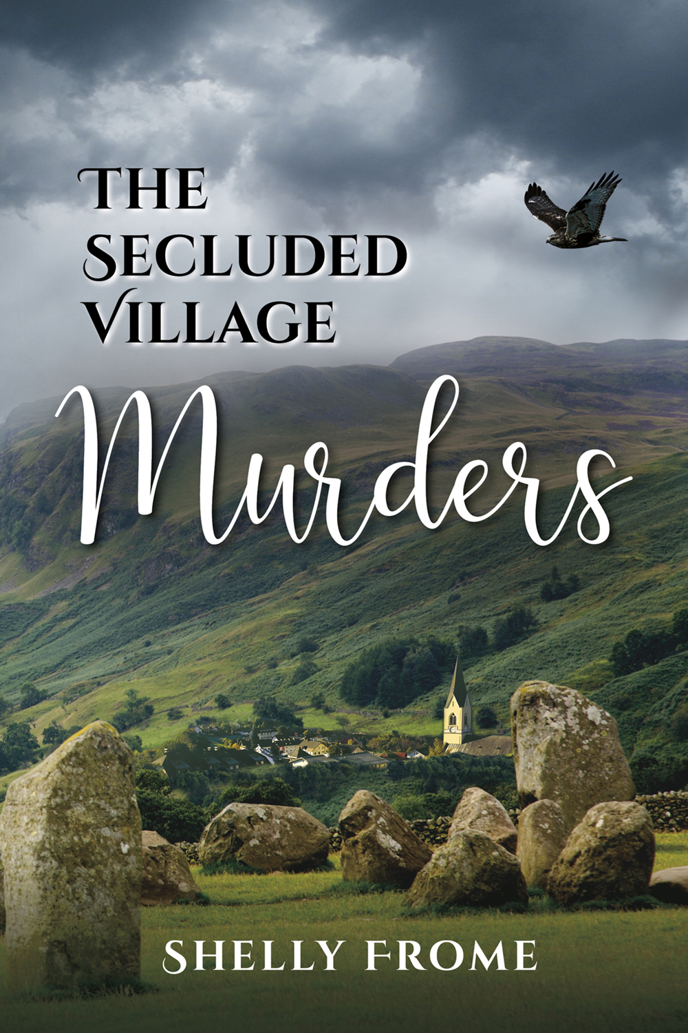 The Secluded Village Murders by Shelly Frome