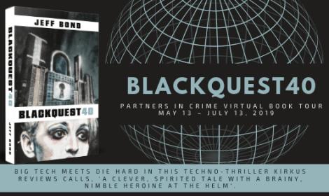 Blackquest 40 by Jeff Bond Banner