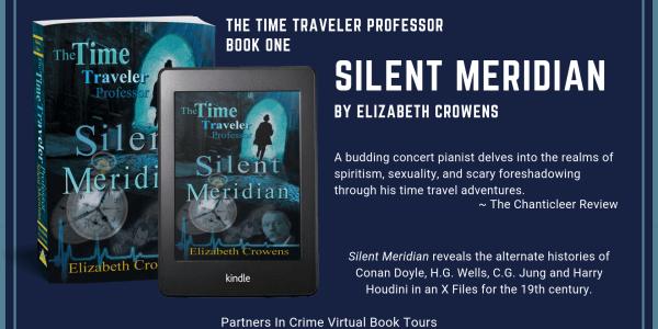 Silent Meridian by Elizabeth Crowens Banner