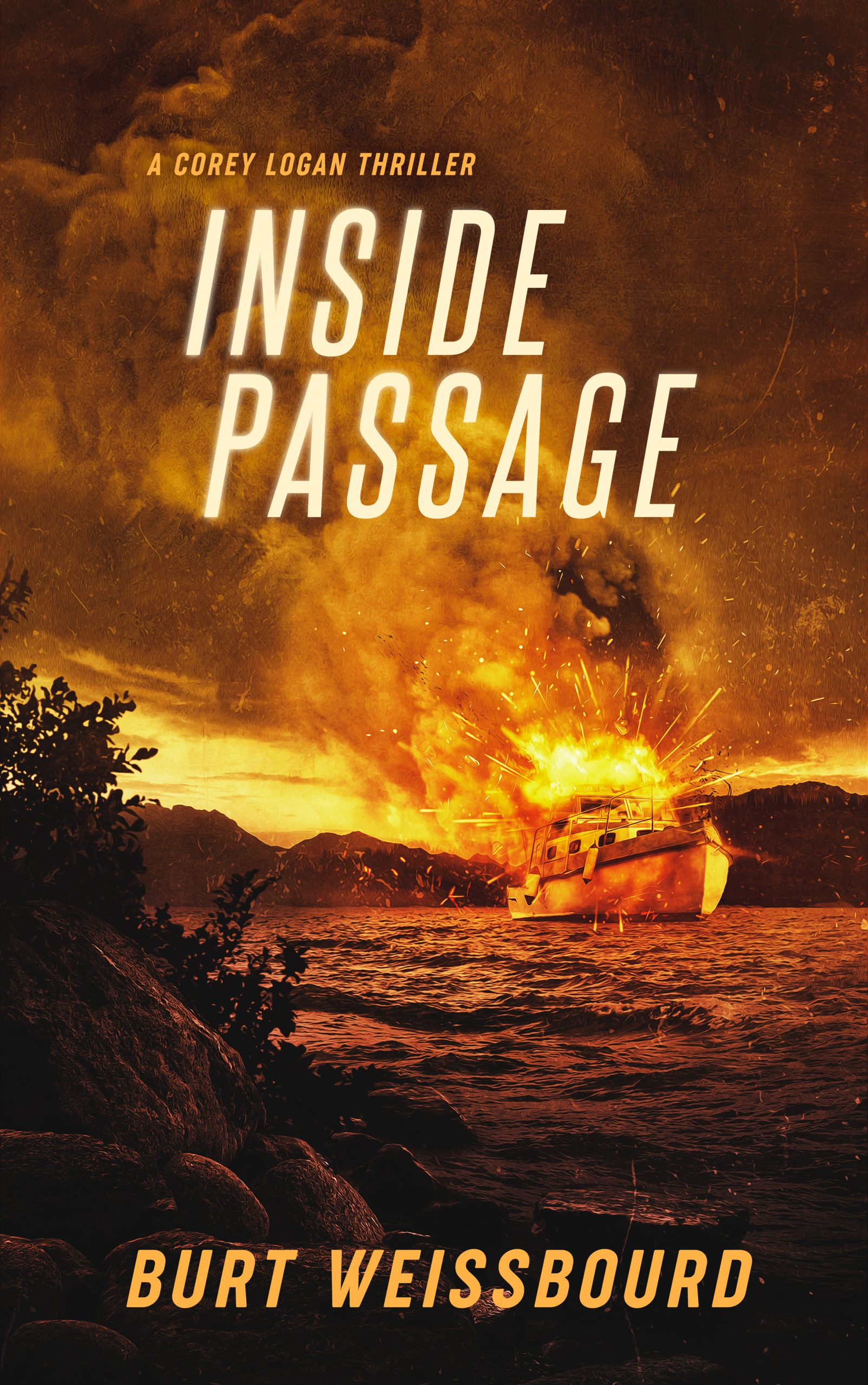 Inside Passage by Burt Weissbourd