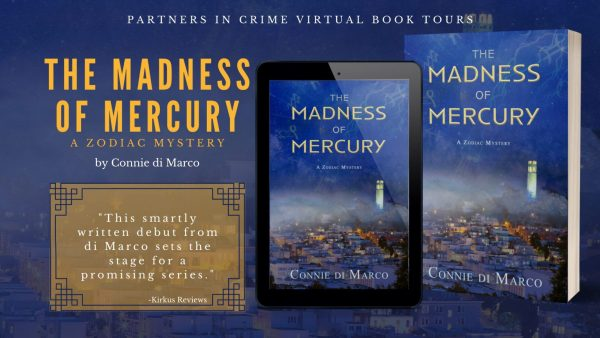 The Madness Of Mercury by Connie di Marco Banner