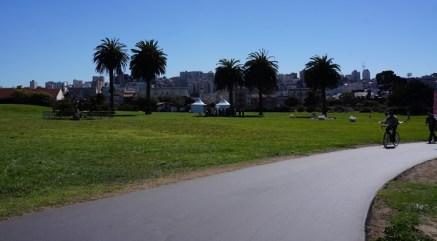 Battery Park San Francisco