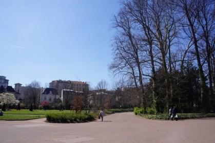Parc de la Tête d'Or Lyon