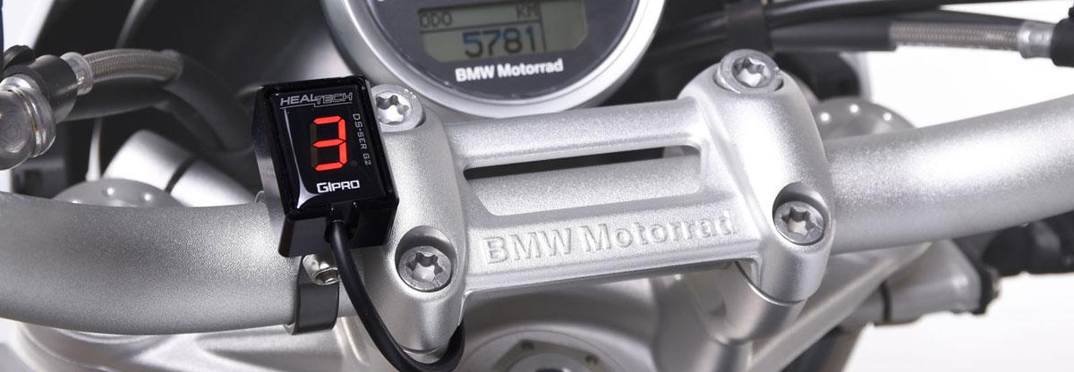 GPDT Ganganzeige BMW