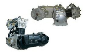 Scooter Engines: GY6, 2 & 4 stroke, 50cc 150cc  PartsForScooters