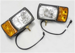 Arctic Snow Plow Head Light Xtra Vision Kit 800037AXV