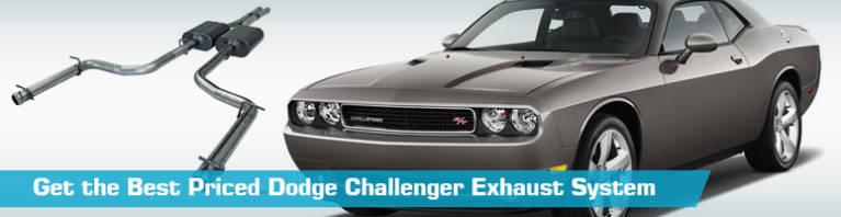 dodge challenger exhaust system cat