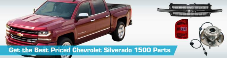 chevrolet silverado 1500 parts oem