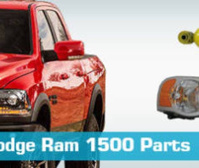Dodge Ram 1500 Replacement Parts