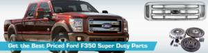 Ford F350 Super Duty Parts  PartsGeek