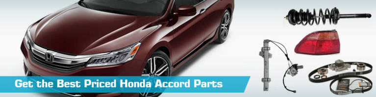 Honda Accord Replacement Parts