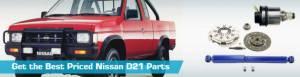 Nissan D21 Parts  PartsGeek