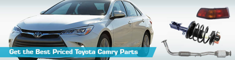 Toyota Camry Replacement Parts