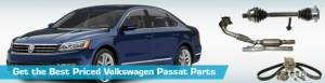Volkswagen Passat Parts  PartsGeek