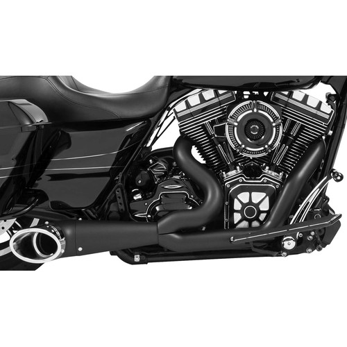 freedom performance turnout 2 into 1 exhaust system