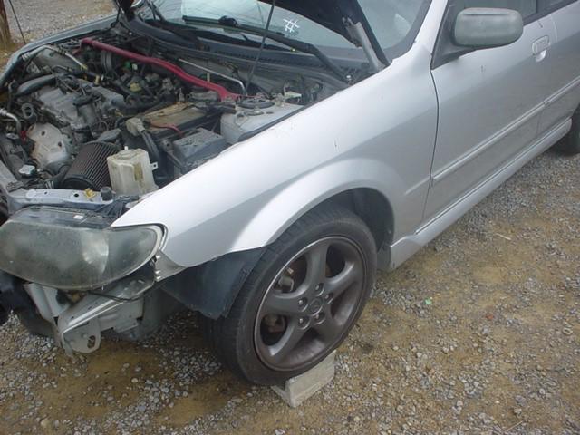 2001 Mazda Protege Rear Knuckle
