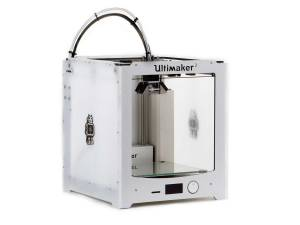 ultimaker 2 fff 3d printer