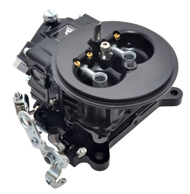 Quick Fuel Technology (XP-4412): XP-Series 2-bbl Circle Track Carburetor