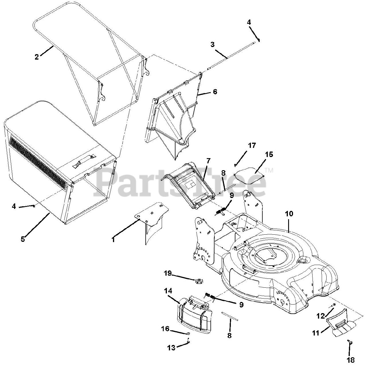 Ariens Brp 21