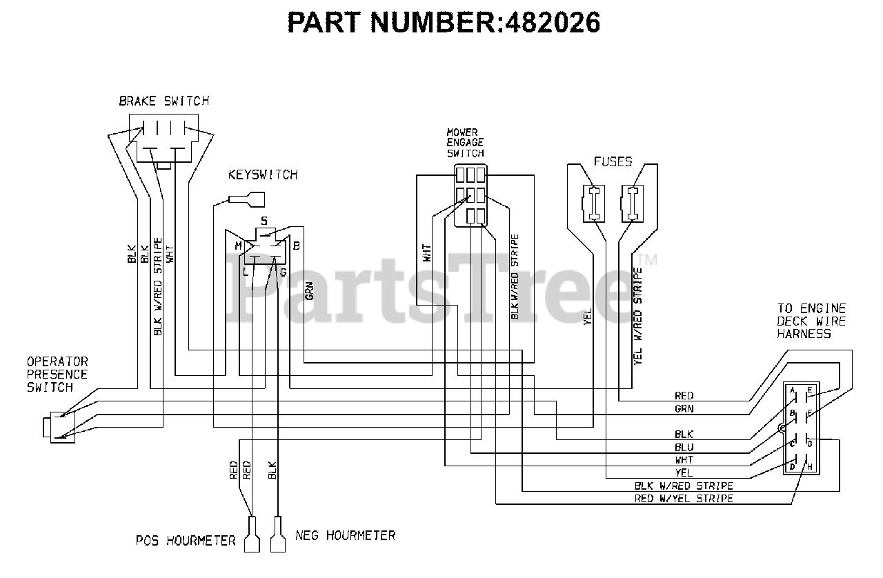 Scag Swz52a 17ka
