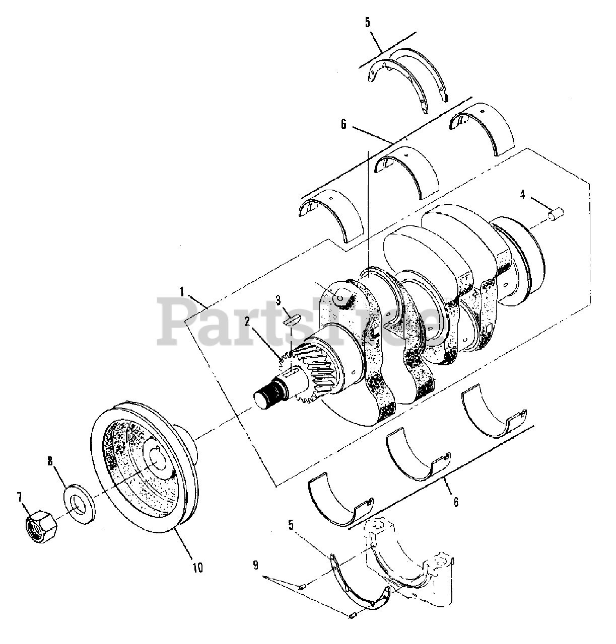 Diagram Allis Chalmerssel Tractor Wiring