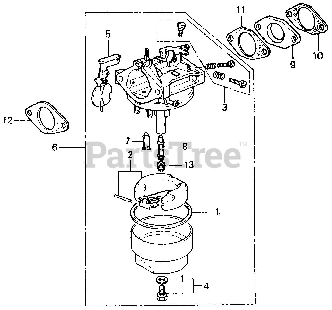 Honda Eg K4 A G200