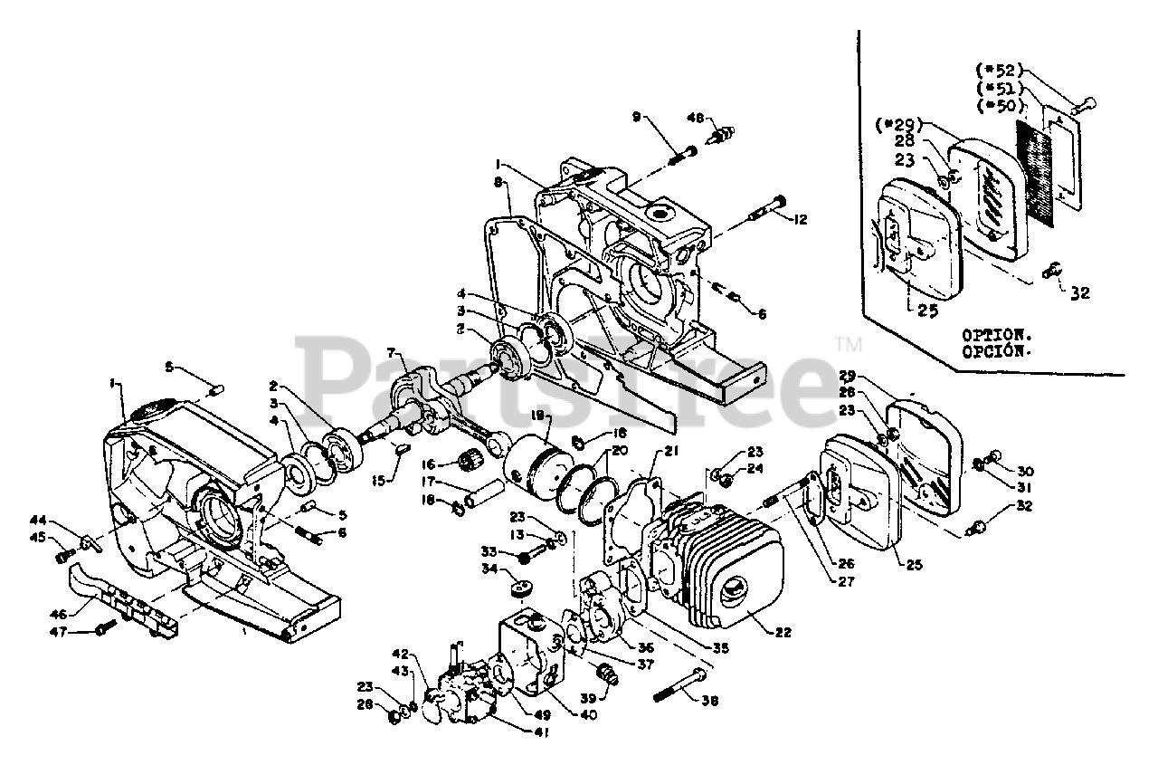 Echo Cs 452vl
