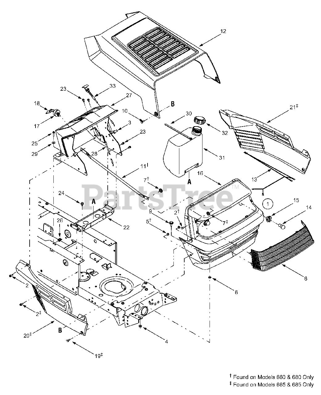 Huskee 13bm660f131