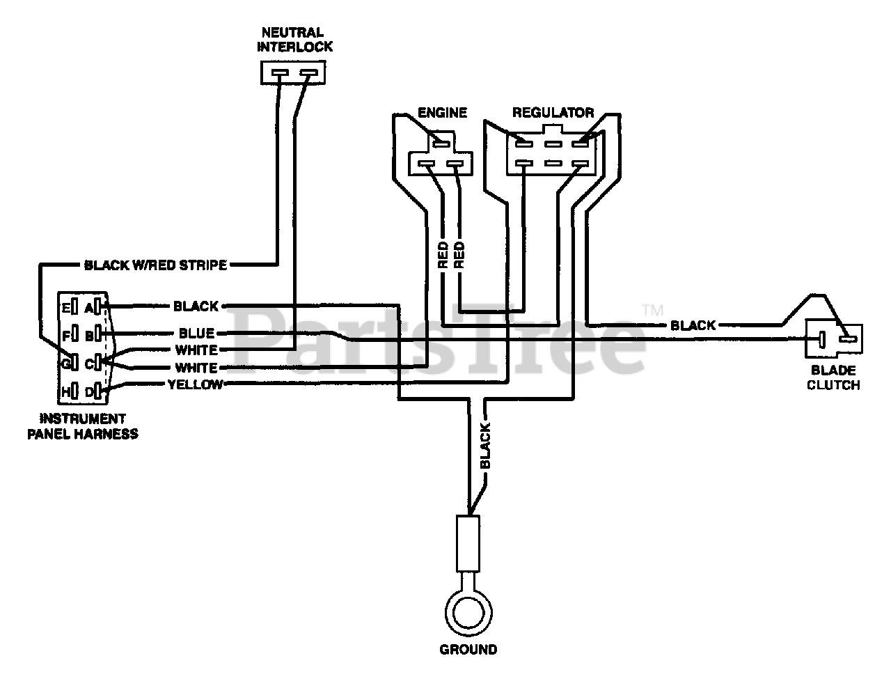 Scag Sw48 14ka