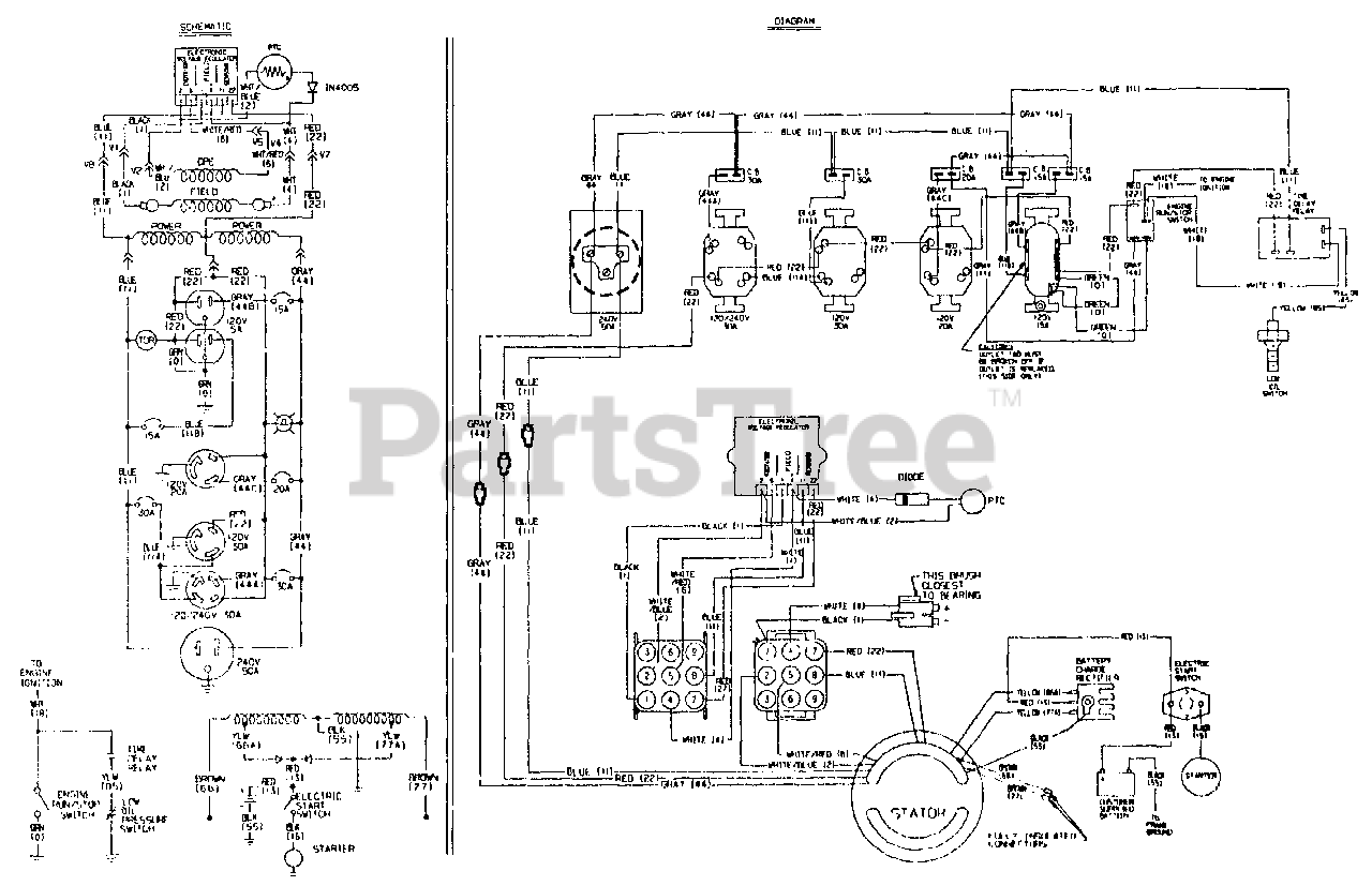Generac 4w113c 1