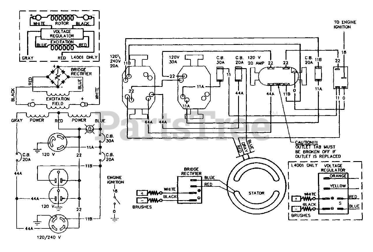Generac Generator Remote Start Wiring Diagram