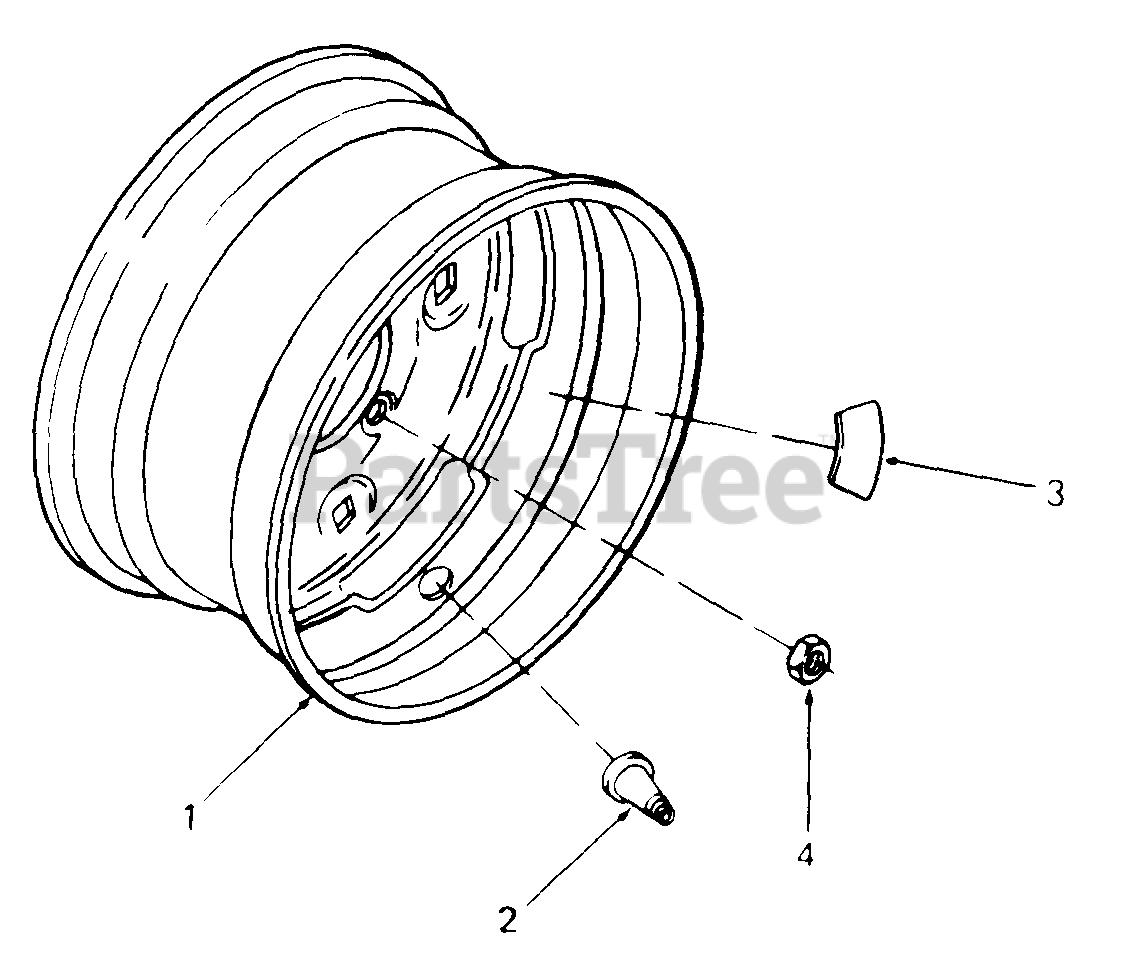 Cub Tractor Wiring Diagram